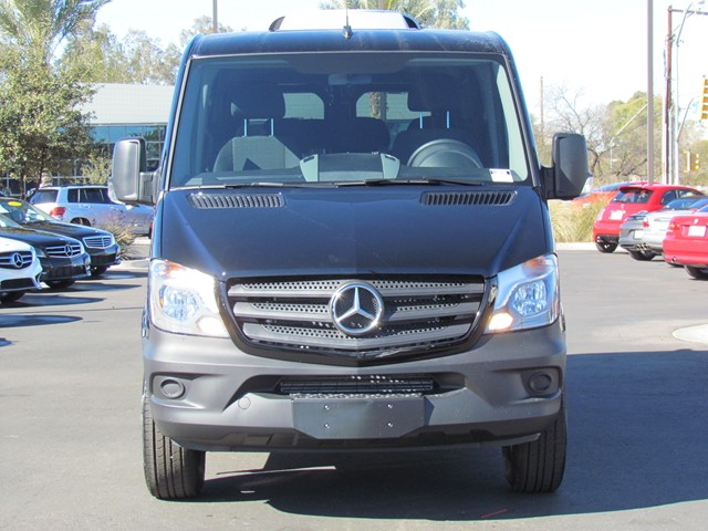 2016 mercedes benz sprinter 2500 144 wb s1600200 for Mercedes benz sprinter 2500 mpg