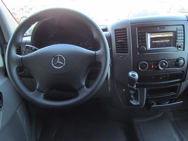 2016 Mercedes-Benz Sprinter 2500 144 WB – Stock #S1600380