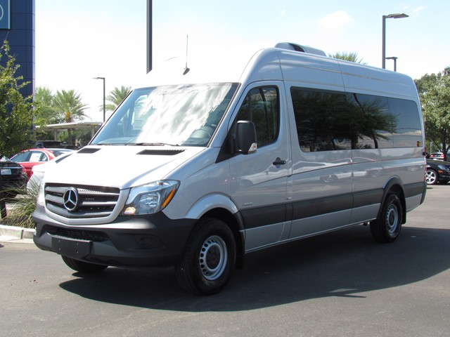 2016 mercedes benz sprinter 2500 170 wb for sale stock for Mercedes benz sprinter 170 for sale