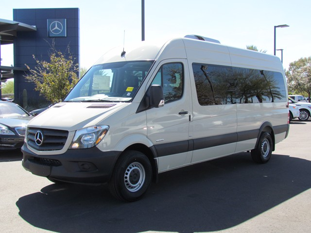 2016 Mercedes-Benz Sprinter 2500 170 WB – Stock #S1600570