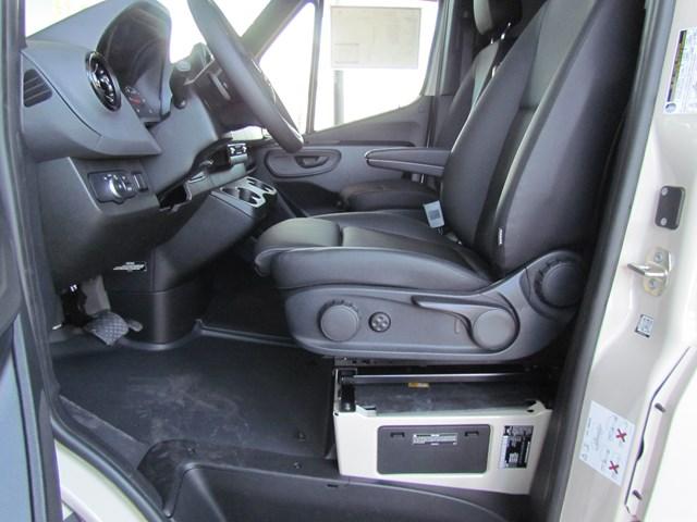 2020 Mercedes-Benz Sprinter Cargo 2500 – Stock #S2000110
