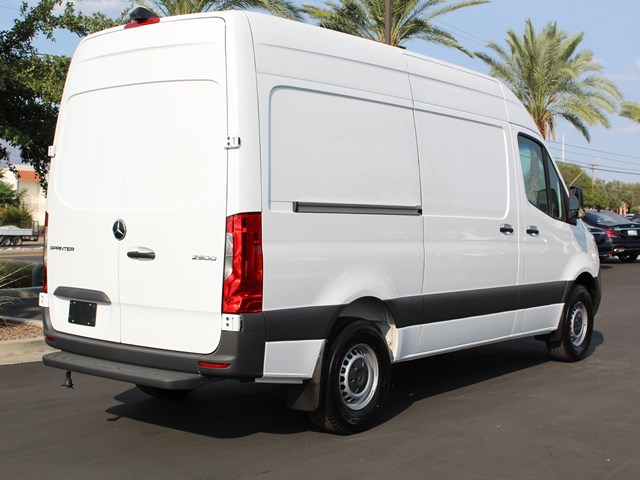 2020 Mercedes-Benz Sprinter Cargo 2500 – Stock #S2000330