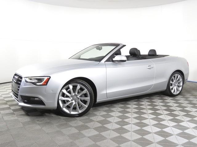 2014 Audi A5 2.0T quattro Premium Plus