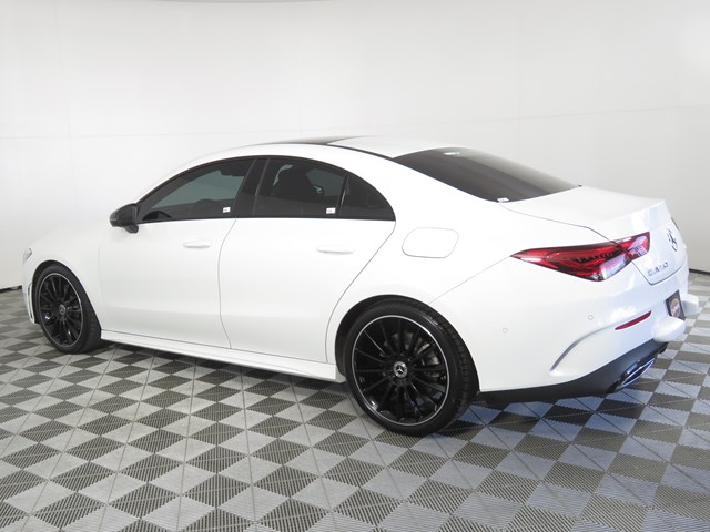 2020 Mercedes-Benz CLA 250 4MATIC®