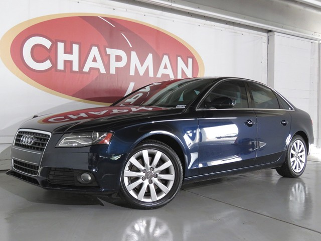 2010 Audi A4 2.0T Premium Plus