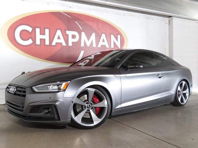 2019 Audi S5 Coupe Prestige