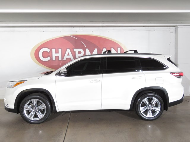 Used 2016 Toyota Highlander Limited