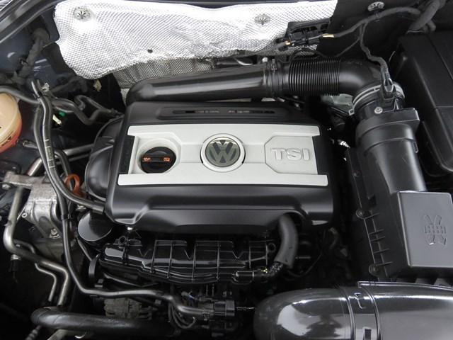 Used 2010 Volkswagen Tiguan S 4Motion