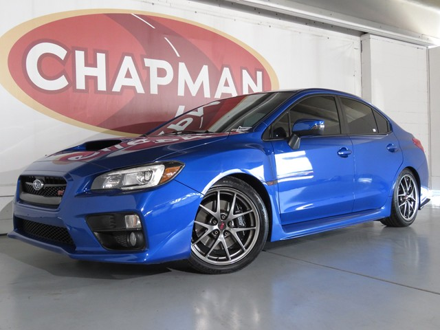 Used 2016 Subaru WRX STI Limited - D1971400A | Chapman Honda