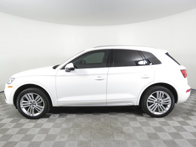 Used 2018 Audi Q5 2.0T quattro Prem Plus