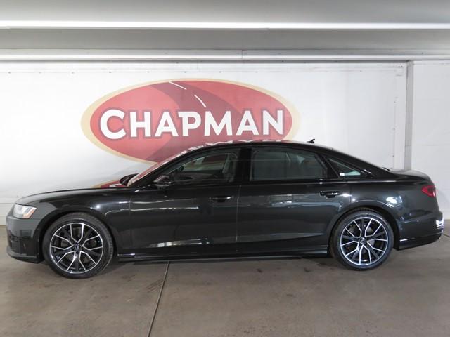 2020 Audi A8 L 4.0T quattro