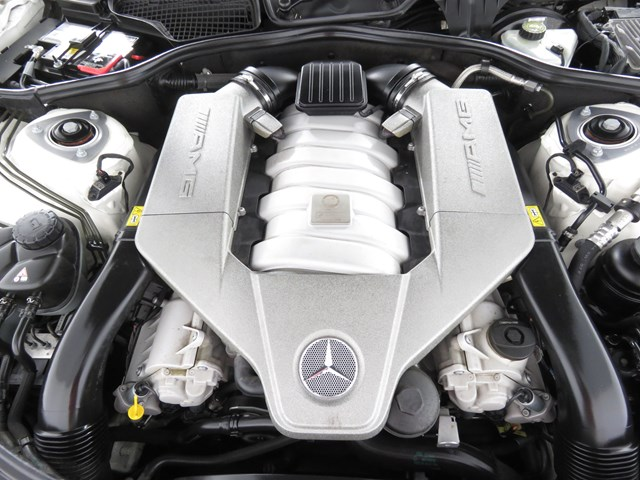 2008 Mercedes-Benz S-Class S 63 AMG