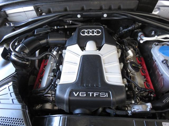 2015 Audi SQ5 3.0T quattro Prem Plus
