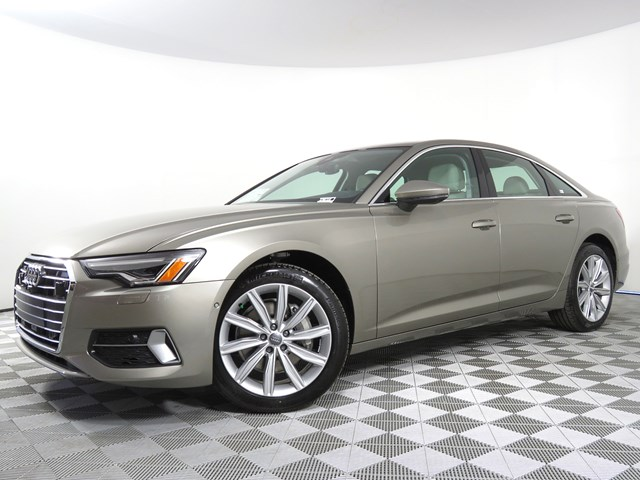 2020 Audi A6 2.0T quattro Premium Plus