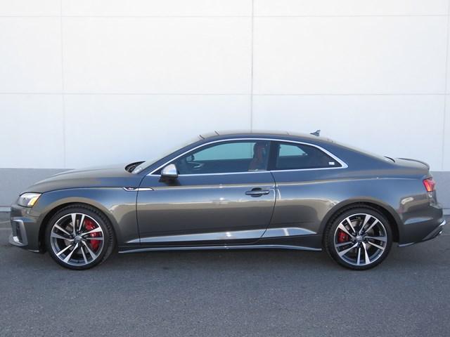 2020 Audi S5 3.0T quattro Premium Plus