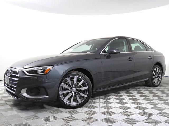 2020 Audi A4 2.0T Premium Plus