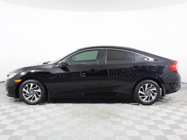 Used 2016 Honda Civic EX