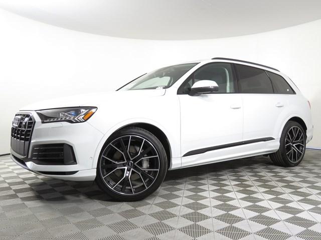 2020 Audi Q7 3.0T quattro Prestige