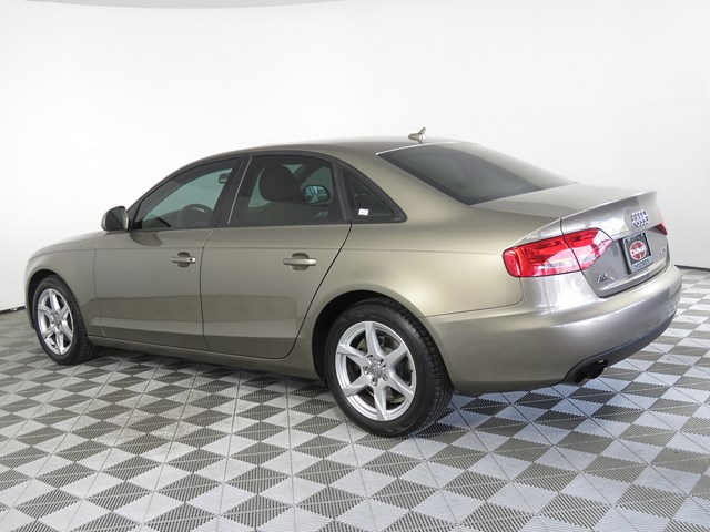 Used 2009 Audi A4 2.0T