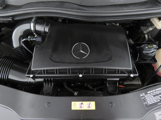 2016 Mercedes-Benz Metris Passenger
