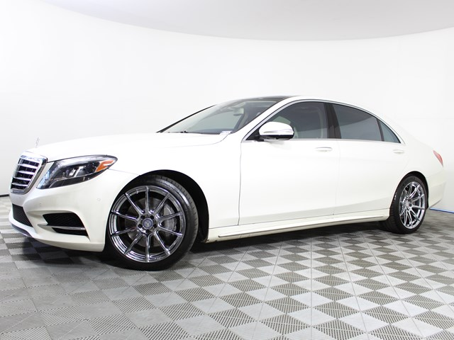 Used 2015 Mercedes-Benz S-Class S 550
