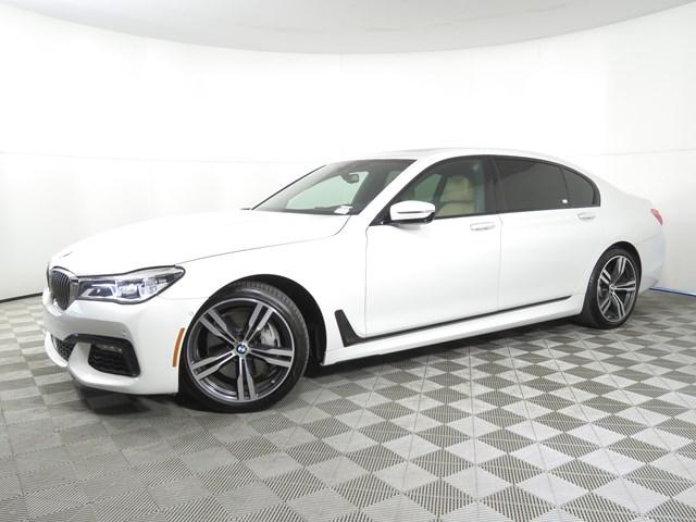 2016 BMW 7-Series 750i xDrive