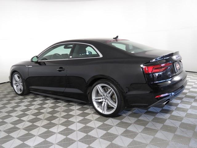 2018 Audi A5 2.0T quattro Prem Plus