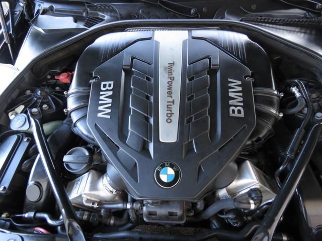 2012 BMW 6-Series 650i
