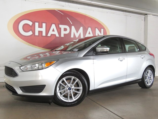 Used 2017 Ford Focus SE