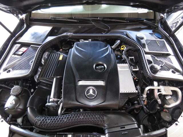 2015 Mercedes-Benz C-Class C 300