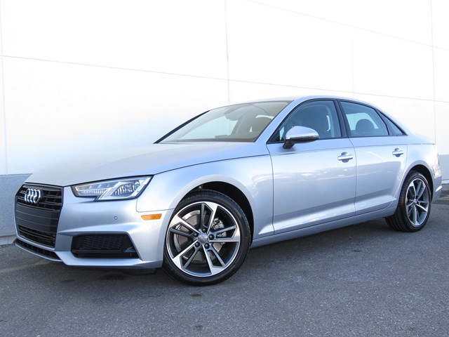 Certified Pre-Owned 2019 Audi A4 2.0T Premium
