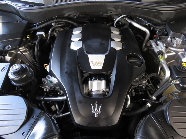 2017 Maserati LEVANTE LUXURY ZENGA PKG