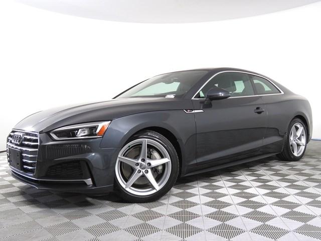 Certified Pre-Owned 2019 Audi A5 2.0T quattro Premium