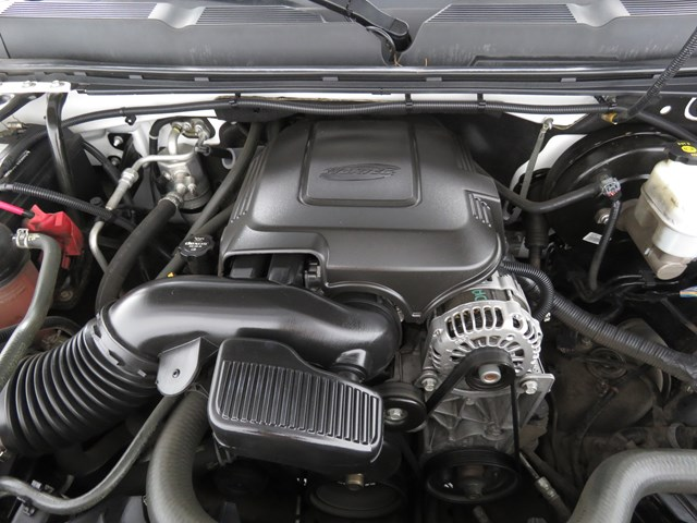 2013 Chevrolet Silverado 1500 LT Extended Cab
