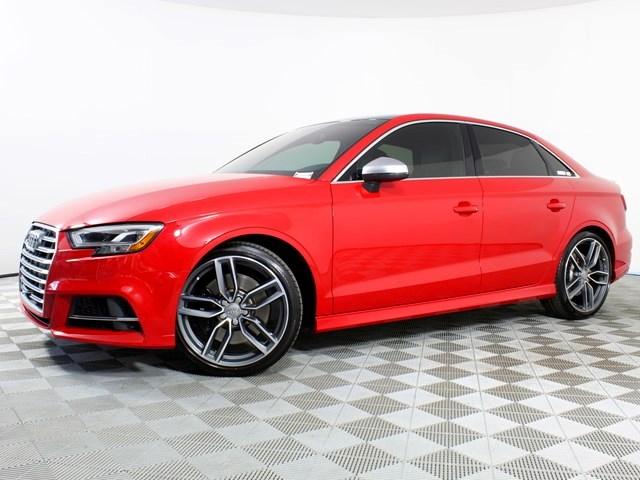 2017 Audi S3 2.0T quattro Prem Plus
