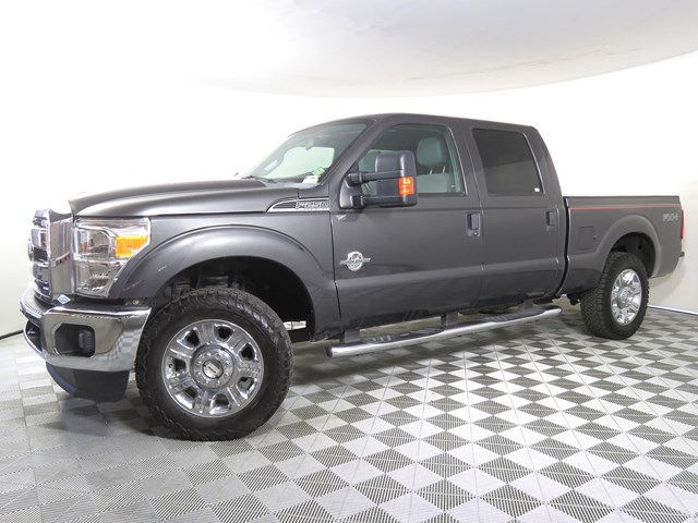 Used 2011 Ford F-250 Super Duty Crew Cab