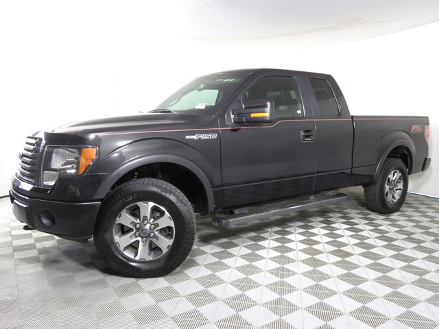 2012 Ford F-150 FX4 Extended Cab