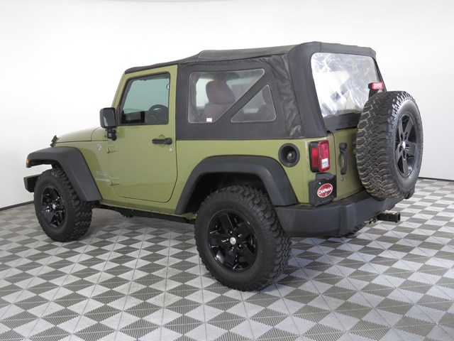 Used 2013 Jeep Wrangler Sport