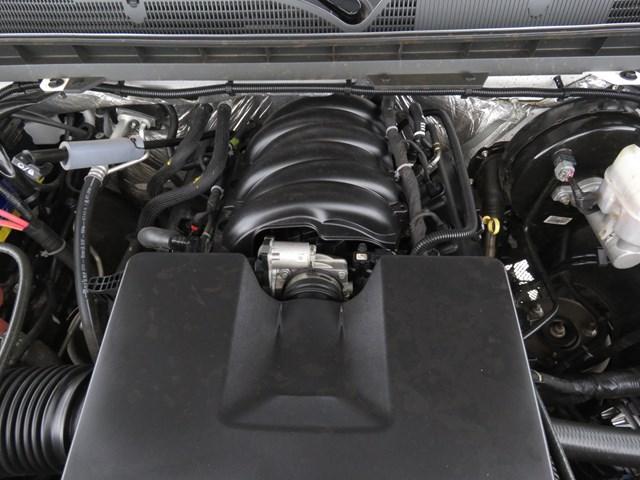 2016 Chevrolet Silverado 1500 Extended Cab