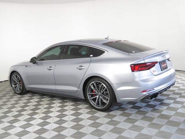 2018 Audi S5 Sportback 3.0T quattro Prem Plus