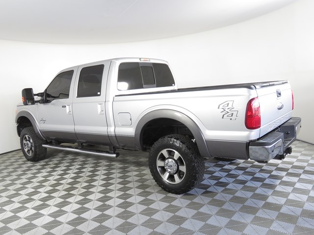 2014 Ford F-250 Super Duty Lariat Crew Cab
