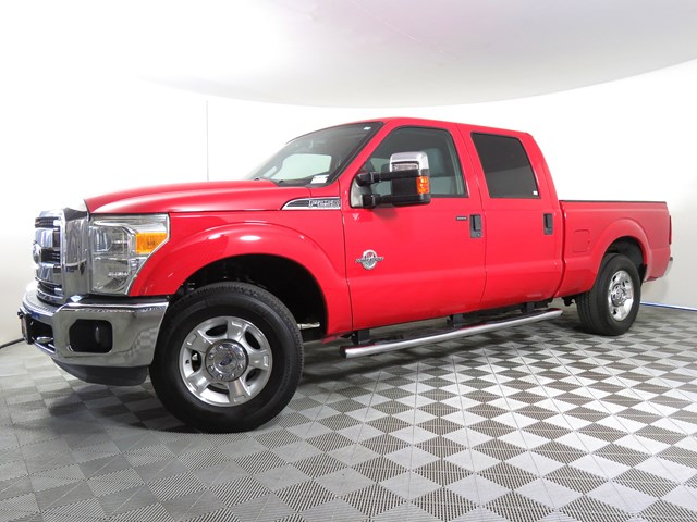 Used 2011 Ford F-250 Super Duty XLT Crew Cab
