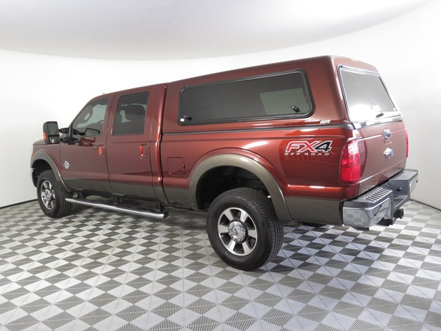 2015 Ford F-350 Super Duty Lariat Crew Cab