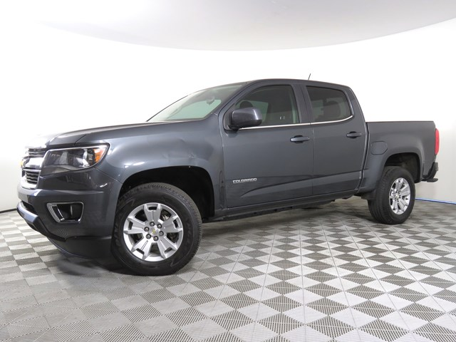 2017 Chevrolet Colorado LT Crew Cab