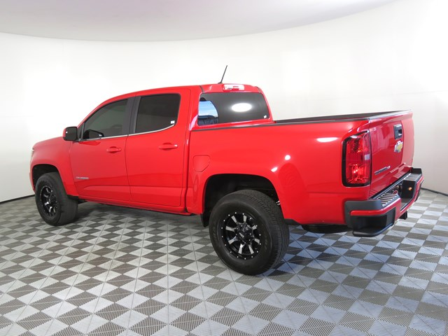 2019 Chevrolet Colorado Crew Cab