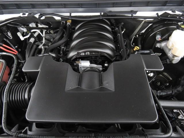 2018 Chevrolet Silverado 1500 Custom Crew Cab