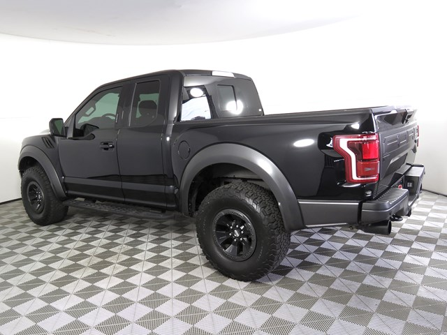 2018 Ford F-150 Raptor Extended Cab