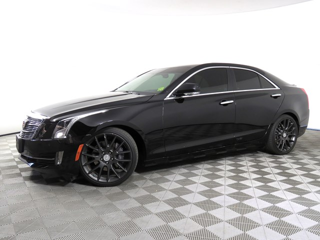 Used 2016 Cadillac ATS 3.6L Premium Collection