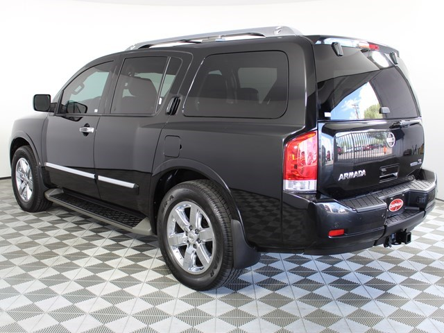 Used 2015 Nissan Armada SL
