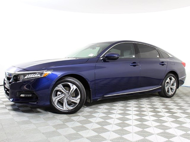 2018 Honda Accord EX-L w/Navi